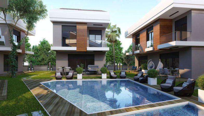 İpek Villaları ile İzmir'de uygun fiyatla villa sahibi olma fırsatı