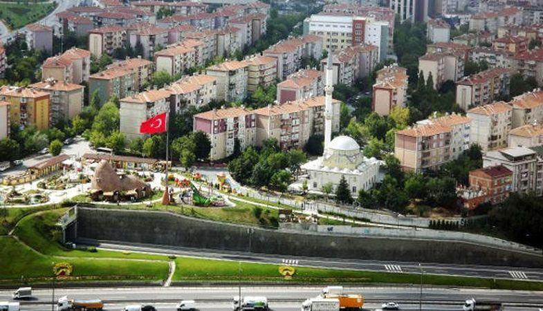 İstanbul'da konut satış fiyatları en çok Sultangazi'de yükseldi