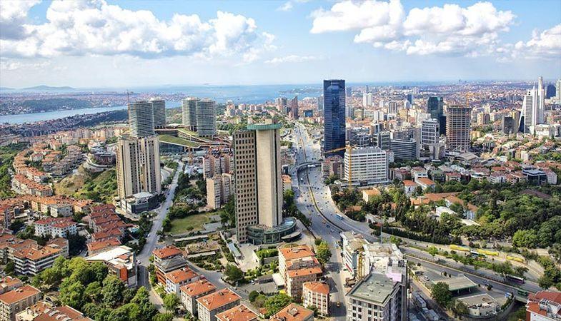 İstanbul'daki konut stoğu 220 binden fazla