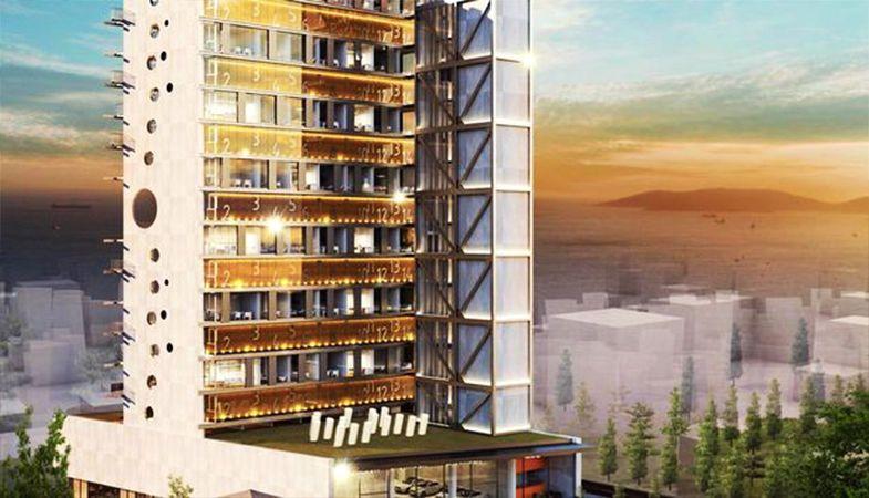 The Holl Pendik'te fiyatlar 442 bin liradan başlıyor.