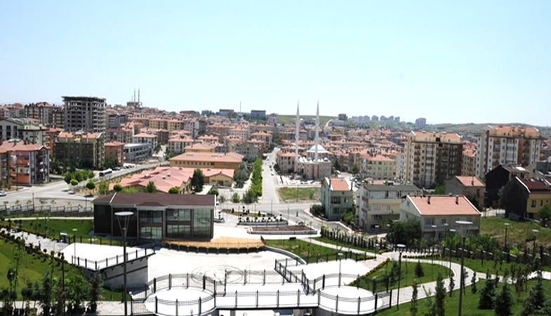 Ankara Pursaklar'da satılık gayrimenkul