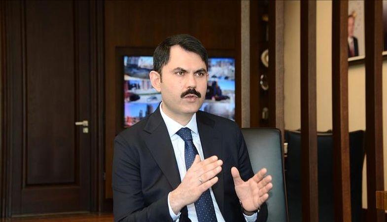 Bakan Kurum: 592 bin konutun dönüşümünü gerçekleştirdik