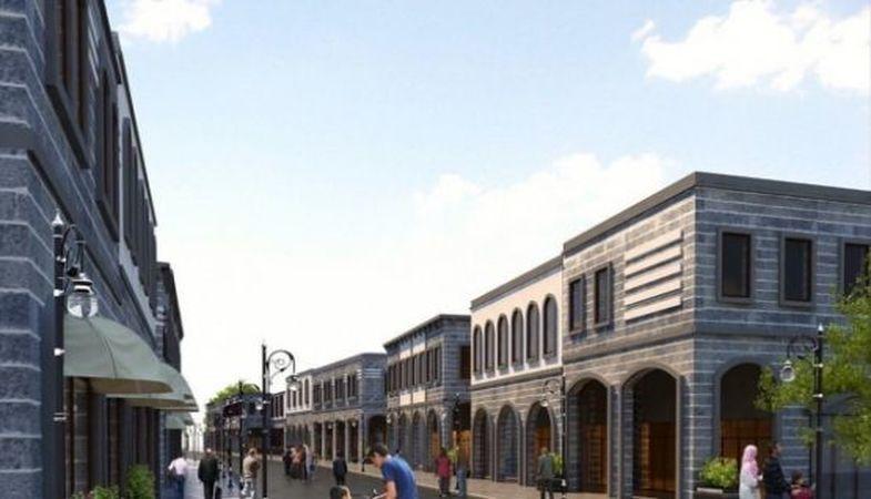 Diyarbakır Sur'da otel bölgesi oluşturulacak