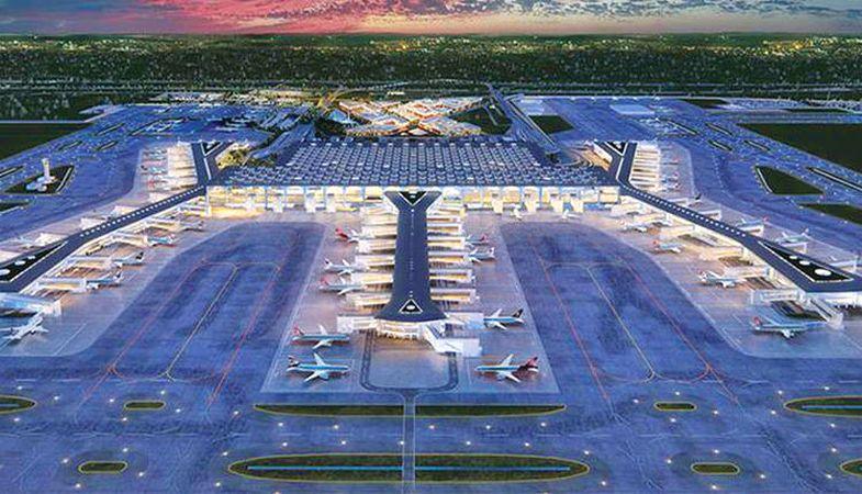 İstanbul Havalimanı çalışanları Kemerburgaz'ı tercih ediyor