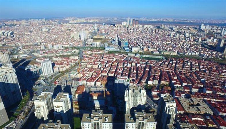 İstanbul'da en çok konut Esenyurt'ta satıldı