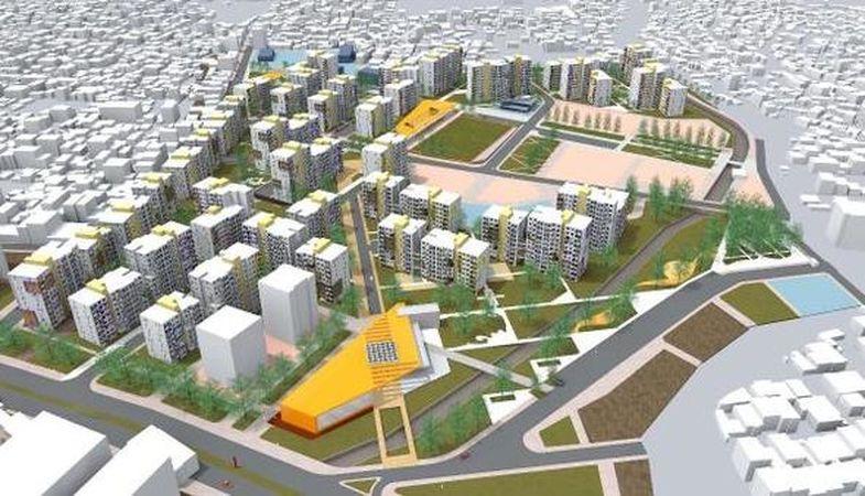 İzmir Örnekköy kentsel dönüşüm projesinin 2. etabı 11 Ekim'de ihale edilecek