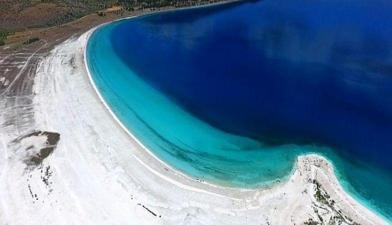 Salda Gölü çevresi imara açılmayacak