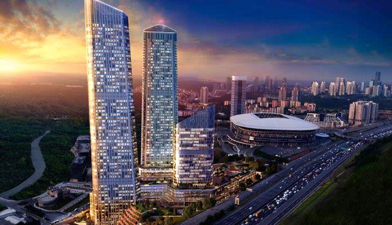 Skyland İstanbul projesi peşinatsız konut sahibi yapıyor