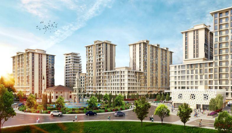 Temaşehir Konya projesindeki ticari üniteler satışa çıkıyor