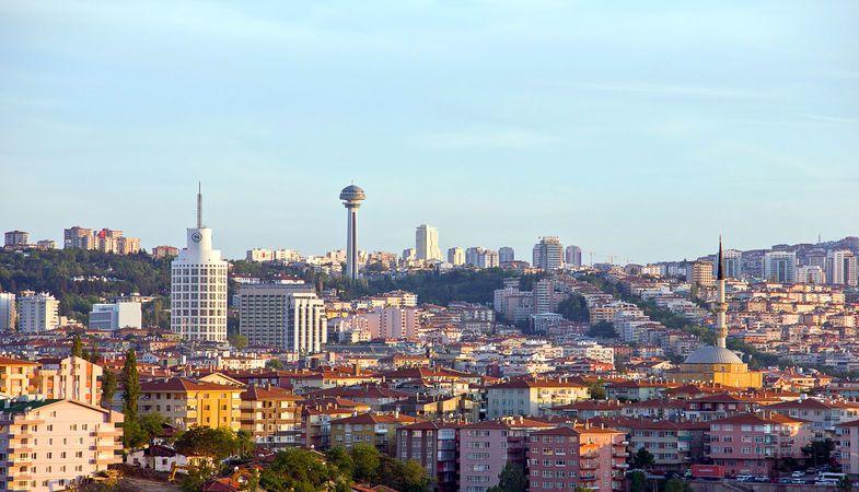 Ankara'da geçtiğimiz ay 14 bin 906 konut satıldı