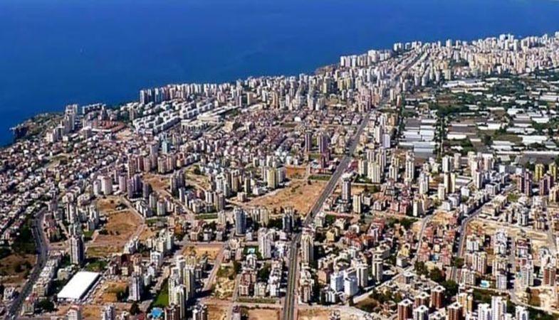 Antalya Kepez'de 7 gayrimenkul satışa çıktı