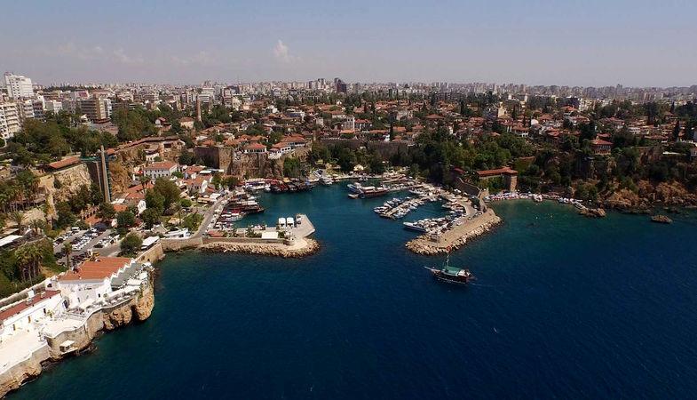 Antalya'da kiralar artış gösterdi