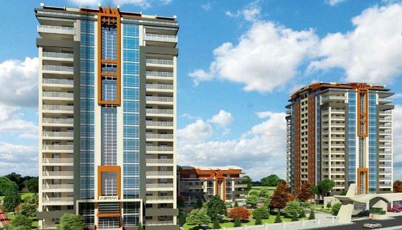 Astim Metro Life projesi Batıkent'te yükseliyor