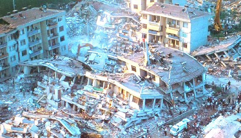 Deprem tehlikesine karşı hızlı dönüşüm