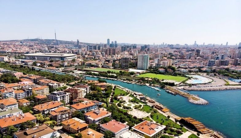 İstanbul'da en fazla konut stoku Kadıköy'de