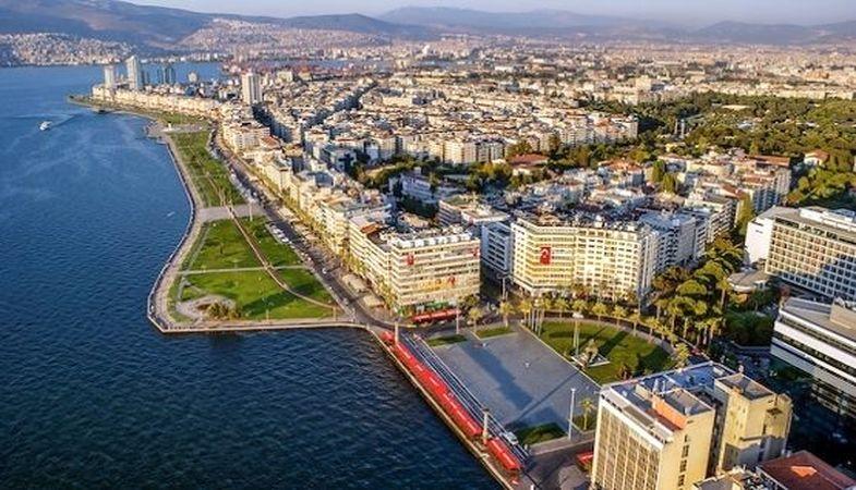 İzmir Konak'ta öncelik kentsel dönüşüm