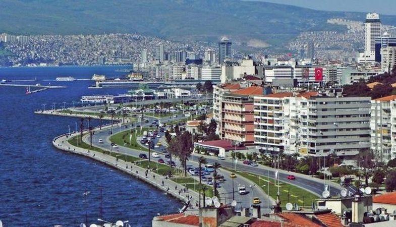 İzmir'de konut satışları yüzde 51 düştü