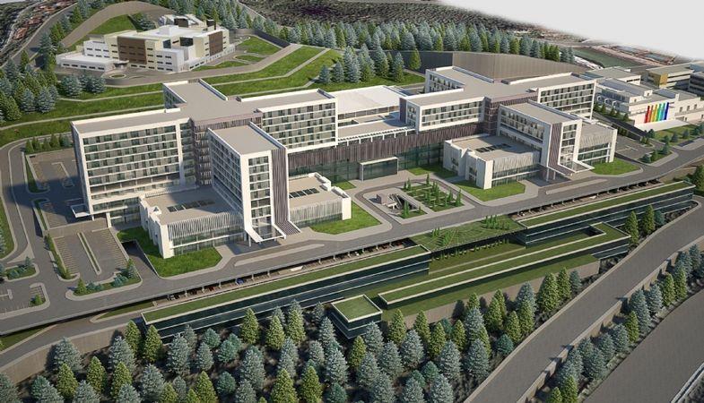 Kocaeli Şehir Hastanesi'nde açılış tarihi belli oldu