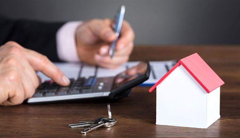 Konut kredilerinde ortalama düşüyor