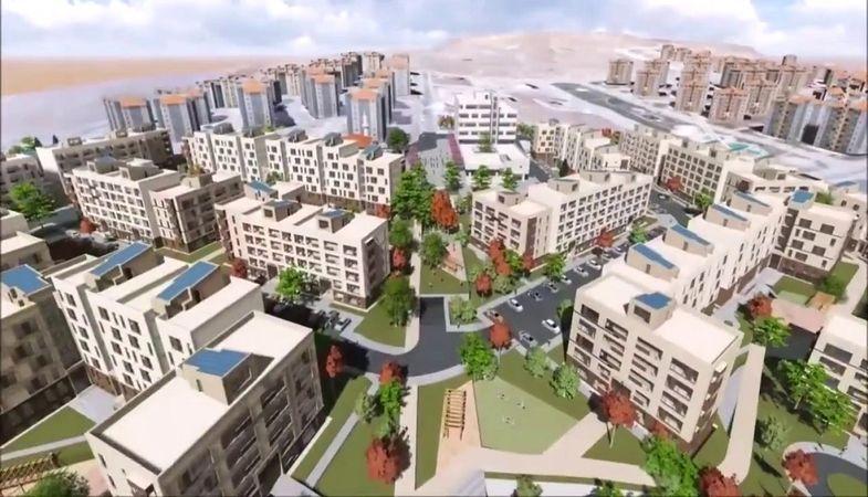 Konya'da 2 bin 425 sosyal konut inşa ediliyor