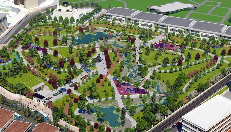 Mersin Millet Bahçesi'nin yeni ihale tarihi belli oldu