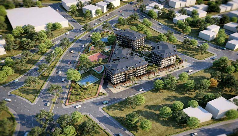 MiaPort Concept projesi Arnavutköy'de yükseliyor