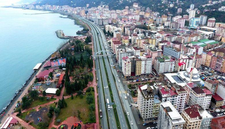 Rize'de kentsel dönüşüm çalışmaları başlıyor