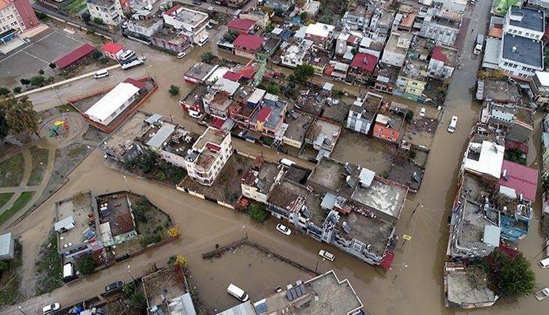 Seyhan'da selden etkilenen yapılar dönüşüme alınacak