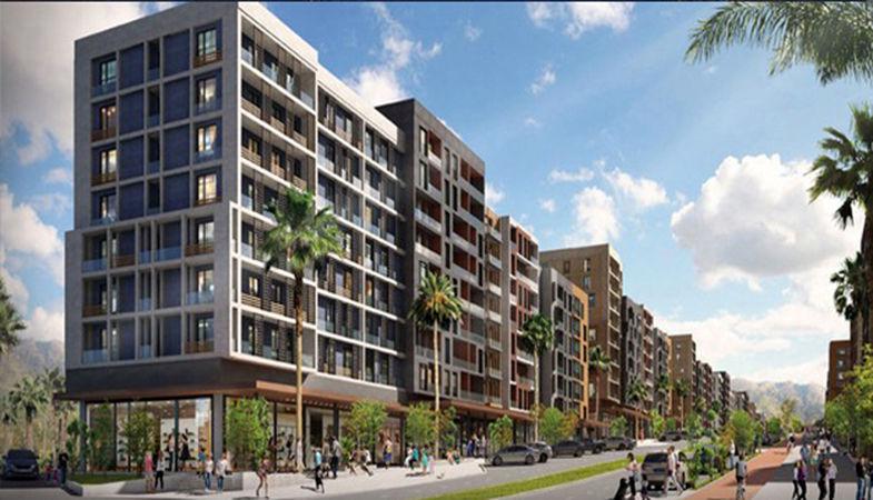 Sur Yapı Antalya Turkuaz Sitesi etabında satışlar başladı