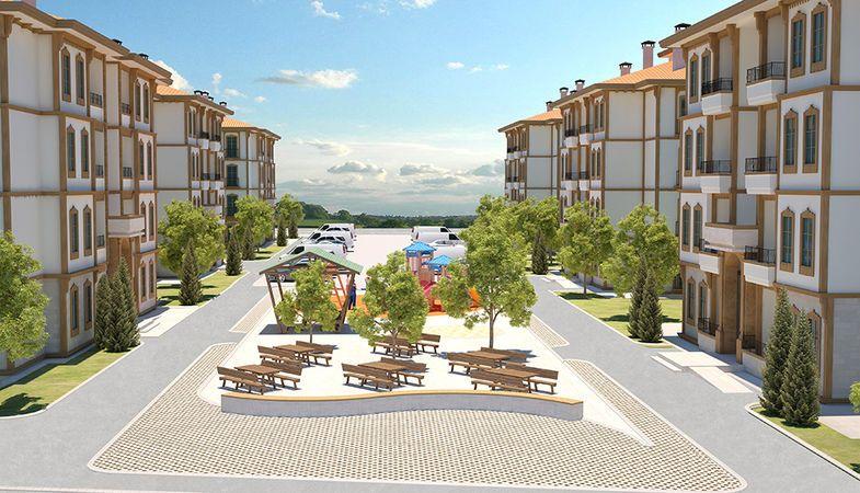 TOKİ Sinop Dikmen projesinde başvurular başladı