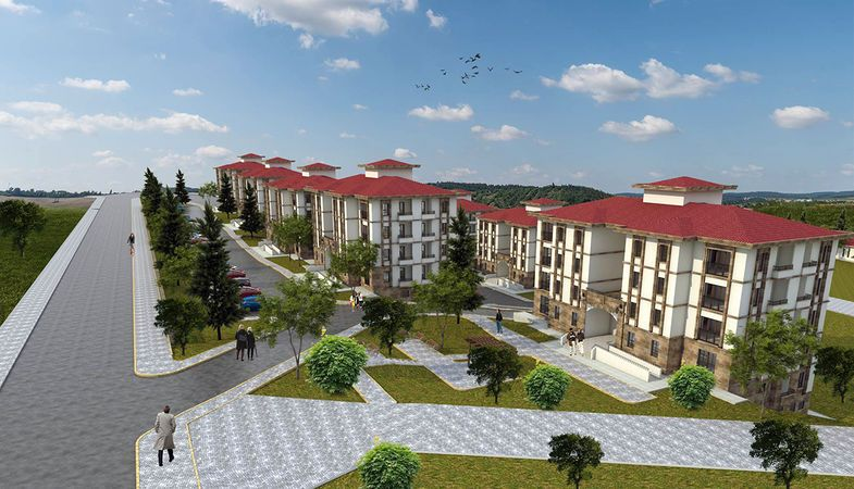TOKİ Sivas'ta 370 yeni konut hayata geçirecek