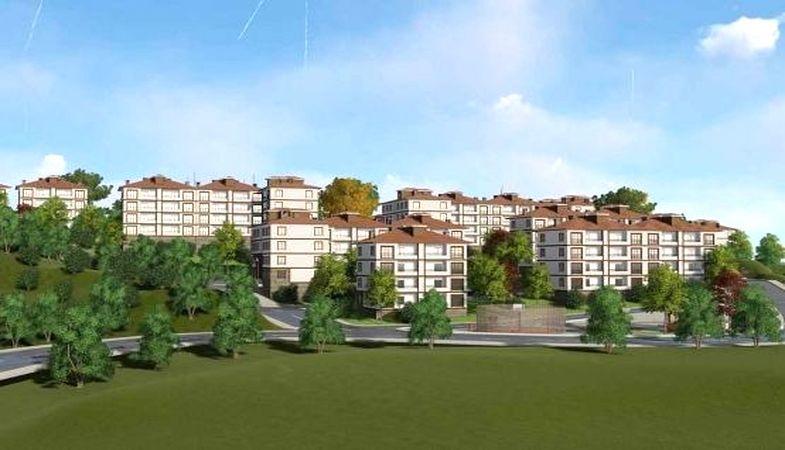 TOKİ Trabzon Beşikdüzü projesinde başvurular sürüyor