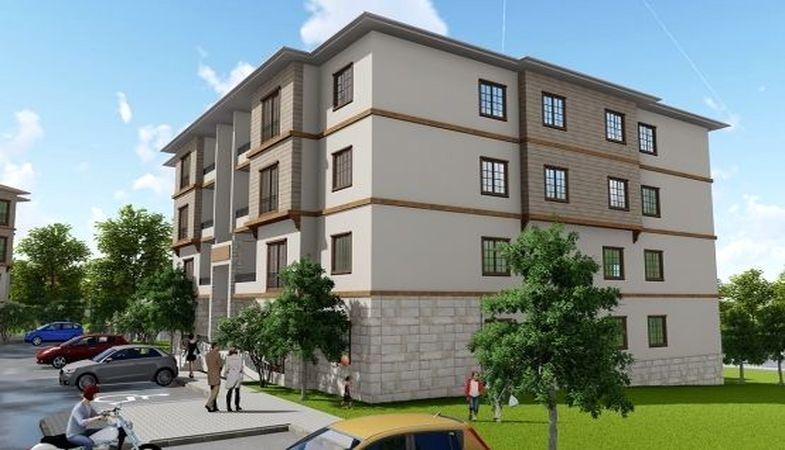 TOKİ'nin Tekirdağ'daki projelerinde başvurular başladı