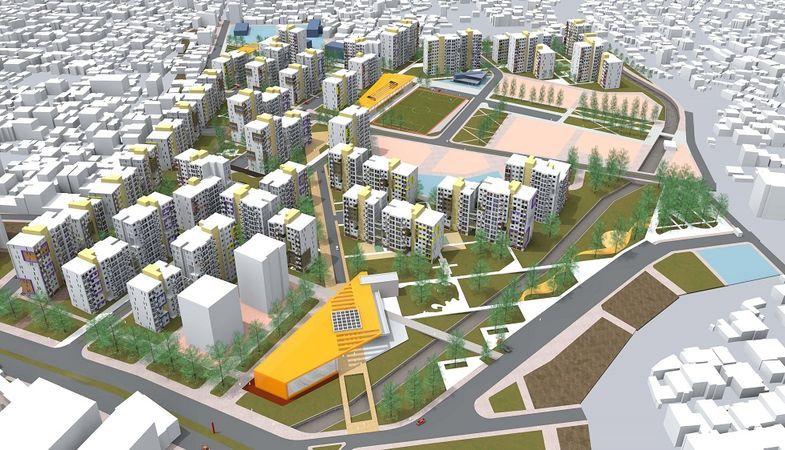 Zonguldak'ta kentsel dönüşüm başlıyor