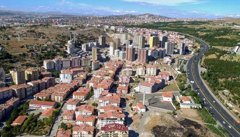 2019 yılında Ankara'da kaç konut satıldı?