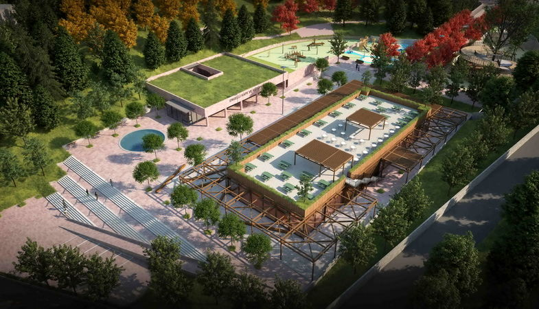 Ankara Akyurt Millet Bahçesi projesinin ihalesi yapıldı
