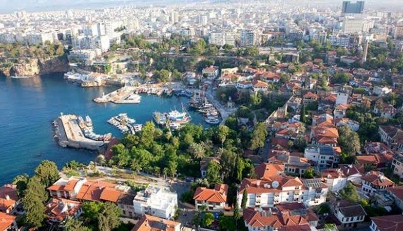 Antalya Kepez'de satılık 3 gayrimenkul