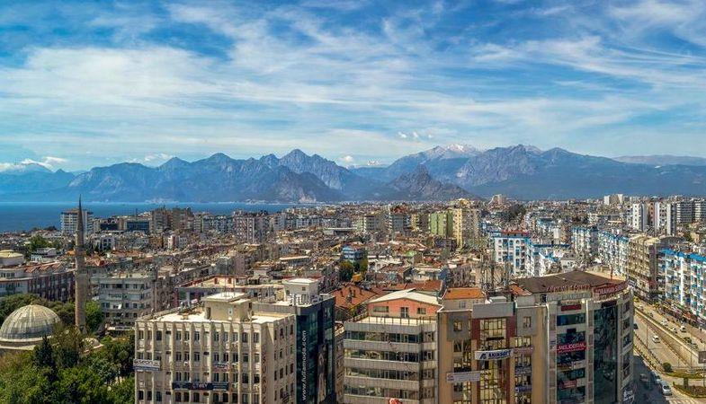 Antalya'da konut satışları Temmuz'da arttı