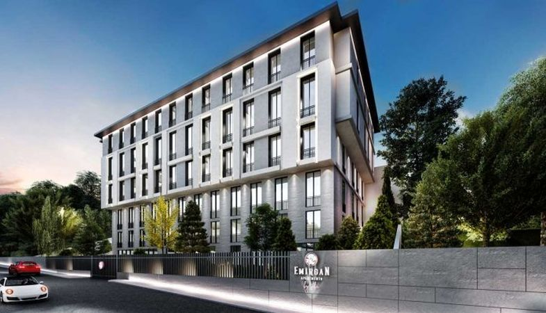 Emirgan Apartments by Seba projesinde satışlar başladı