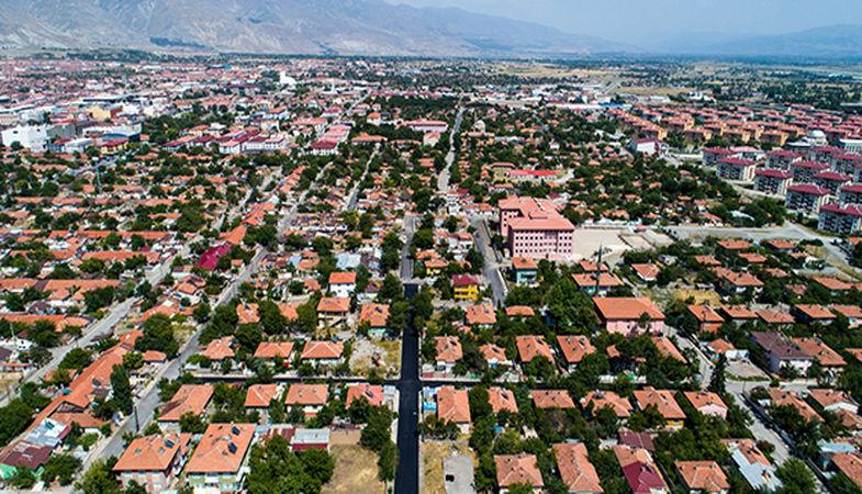 Erzincan'da kentsel dönüşüm başladı