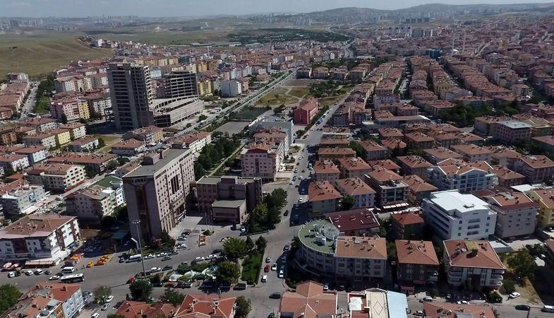 Etimesgut'ta konutlar değer kazanıyor