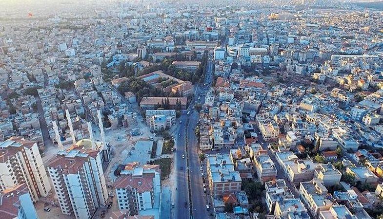 Gaziantep Şahinbey'de 5 adet arsa satışa çıktı