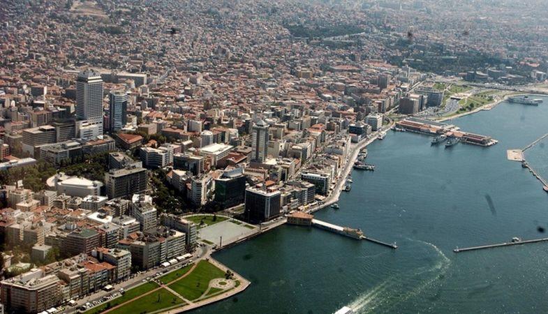 İzmir'de Şubat ayında 7 bin 669 konut satıldı