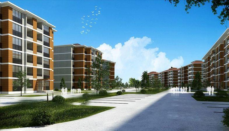 İzmir'deki sosyal konutlar için 75 bin başvuru