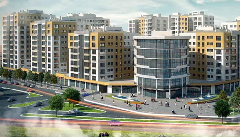 Nevşehir Emlak Konutları'nda satışlar sürüyor