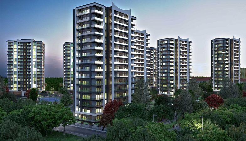 Rengi Antalya projesi uygun fiyatlarla ev sahibi yapıyor