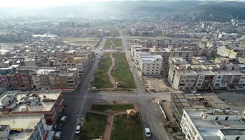 Şanlıurfa Haliliye'de 4 arsa satışa sunuldu