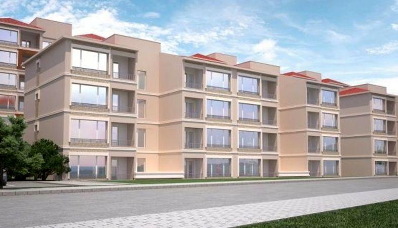 TOKİ'nin Sivas ve Tokat'taki projelerinde yeni konutlar satışta