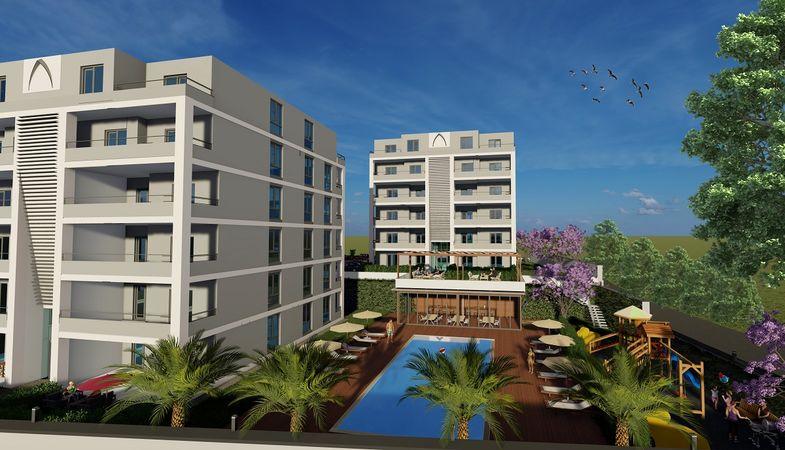 Sydney Garden projesi Kapaya'da yükseliyor