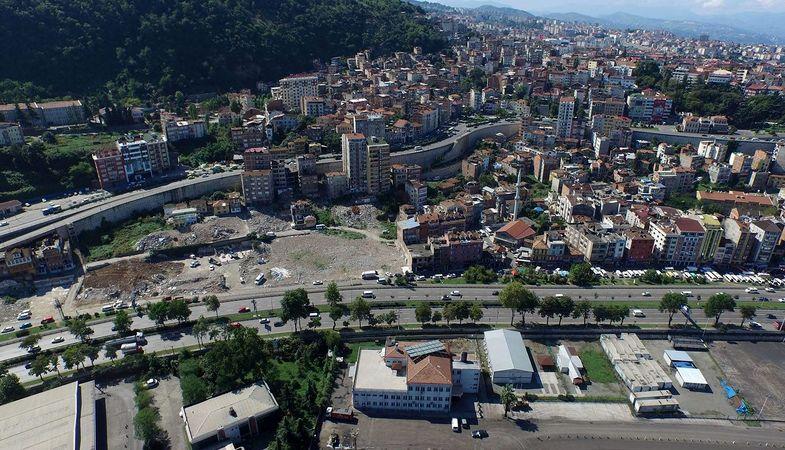 Trabzon Pazarkapı'da kentsel dönüşüm yürütülecek